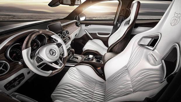 Mercedes Klasy X Carlex Design