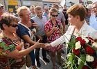 Beata Szydło obiecała mieszkańcom Kłobucka: Gdy wygra PiS, będzie wam się żyło lepiej [ZDJĘCIA]