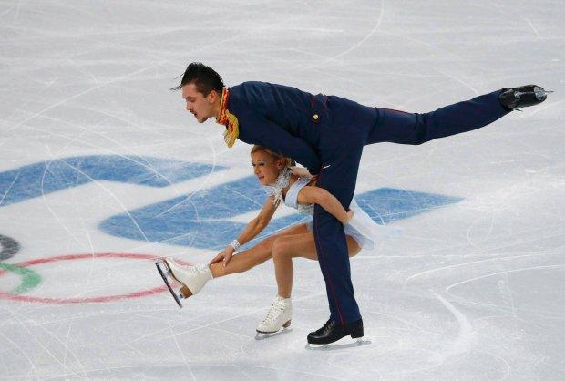 Tatiana Wołosożar i Maksim Trańkow