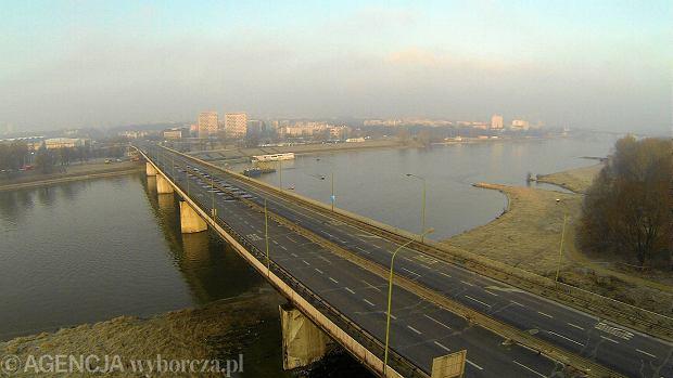 Rz�d daje 55 mln z� na odbudow� mostu �azienkowskiego