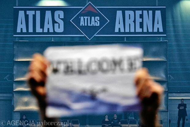 Koniec Atlas Areny. Kto b�dzie nowym sponsorem hali?