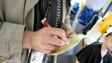 Kontroler biletów