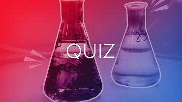 """""""Pami�taj, chemiku m�ody, wlewaj zawsze kwas do..."""". Troch� wstyd, je�li nie znasz odpowiedzi na te 12 pyta�"""