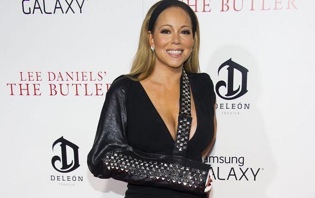Mariah zainspirowała się swoją koleżanką po fachu - Beyonce
