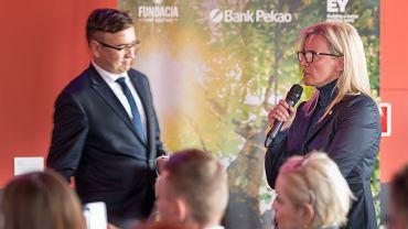 Konferencja 'Kompetencje przyszłości w firmach rodzinnych' Mirosław Stelmach