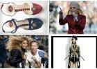 Beyonce jak Michael Jackson, Lady Gaga w butach w kolorach flagi USA i z kryszta�owym mikrofonem. Kt�ra zrobi�a wi�ksze wra�enie? [SONDA�]
