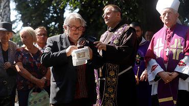 Pogrzeb Bernarda Krawczyka w Katowicach