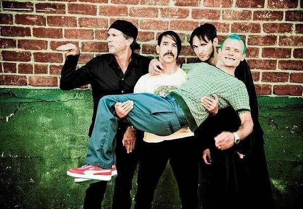 Red Hot Chili Peppers na Stadionie Cracovii