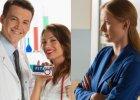 """""""Na dobre i na z�e"""": W Le�nej G�rze nowy lekarz. Ordynator odkrywa jego sekret. Jaki?"""