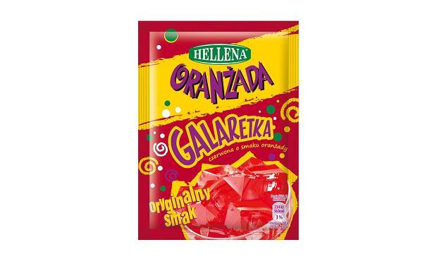 Orzeźwiające słodkości z. Oranżadą Hellena! Autentycznie najlepsza GALARETKA - nowość
