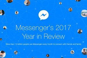 Ludzkość przegadała cały rok na Facebooku. Każdego dnia odbyliśmy średnio 7 mld konwersacji na Messengerze