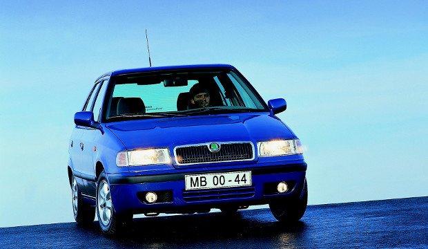 Historia sukcesu | Skoda pod skrzyd�ami Volkswagena
