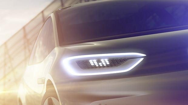 Salon Pary� 2016 | Elektryk Volkswagena | Nowy Garbus
