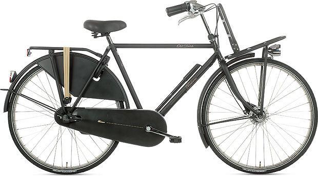 rowery, Przegląd stylowych miejskich rowerów, Rower Batavus Old Dutch. Cena: 2299 zł