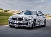 Czego klasa premium nauczyła się od taniego Focusa, czyli nowe BMW M5