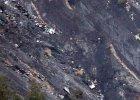 Katastrofa samolotu Germanwings. Czarna skrzynka z rozmowami pilot�w uszkodzona