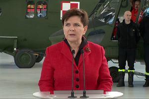 """""""Sprzęt dla polskiej armii będziemy produkować w Polsce."""" Premier w PZL-Świdnik"""
