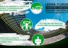 #BijemyRekordFrekwencji na meczu z Legi�. Lechia chce rozda� 25 nagr�d rzeczowych, mo�na te� wygra� 700 z�
