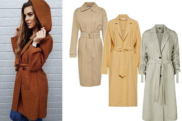 a13630577d Płaszcze zimowe damskie. To będziemy nosić w sezonie jesień zima!