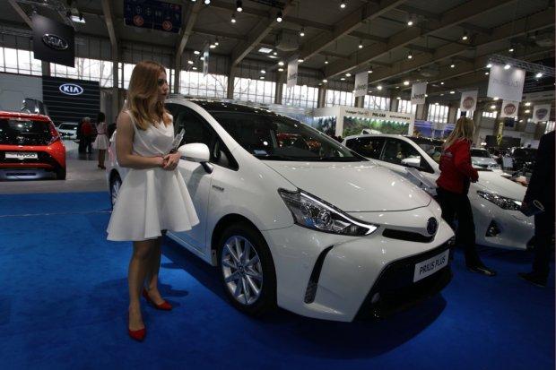 Motor Show Poznań 2015 | Nowości Toyoty | Popularne i nietypowe
