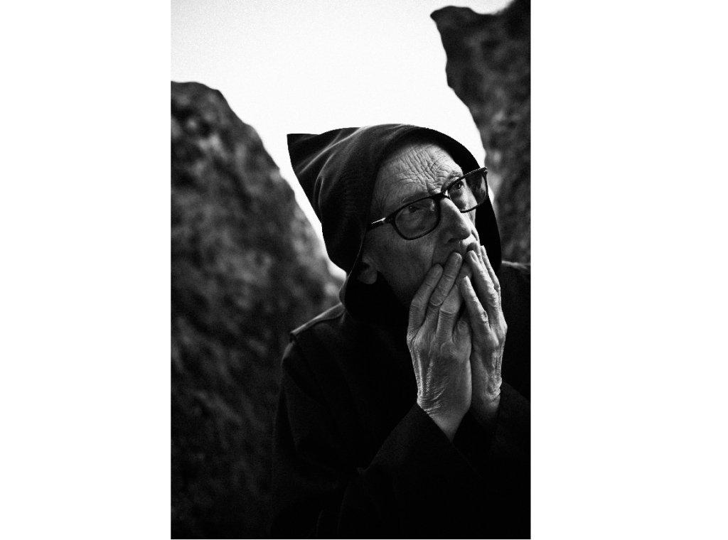 Ojciec Leon Knabit (fot. Adam Golec)