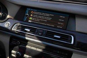 BMW b�dzie wy�wietla� reklamy w samochodach