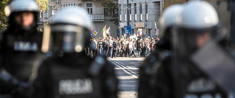 Brudziński pod ostrzałem za słowa nt. wydarzeń w Lublinie. ''Dla mnie, bucu, jesteś skończony''