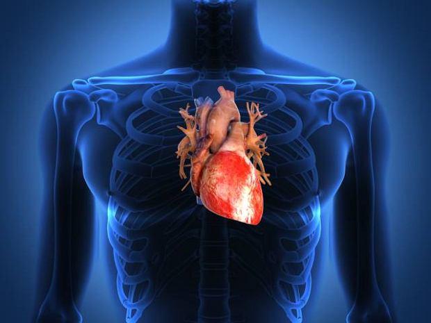 Przerost prawej komory serca (Przewlekły zespół płucno-sercowy)