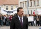 Polacy na Litwie - koniec fikcyjnej jedno�ci