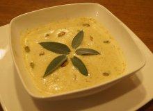 Zupa krem z selera naciowego - ugotuj