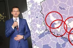 Rząd przeznacza 3 miliardy złotych na szybki internet w małych miastach. Miliony Polaków wciąż nie mogą w pełni korzystać z sieci