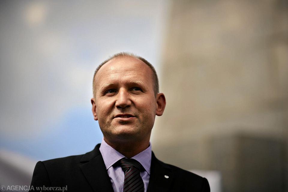 Prokurator Dariusz Barski, w 2011 r. kandydował do Sejmu z drugiego miejsca na łódzkiej liście PiS-u