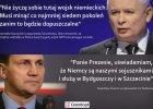 Kaczy�ski nie chce niemieckich �o�nierzy w Polsce. Sikorski: Panie prezesie, u�wiadamiam...