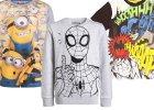 Mały superbohater - ubrania dla chłopców inspirowane postaciami z komiksów