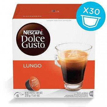 LUNGO kawa 30 kapsułek
