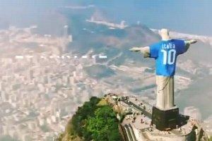Ko�ci� Brazylii chce 6 mln euro za spot ze statu� Chrystusa