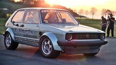 VW Golf Boba-Motoring