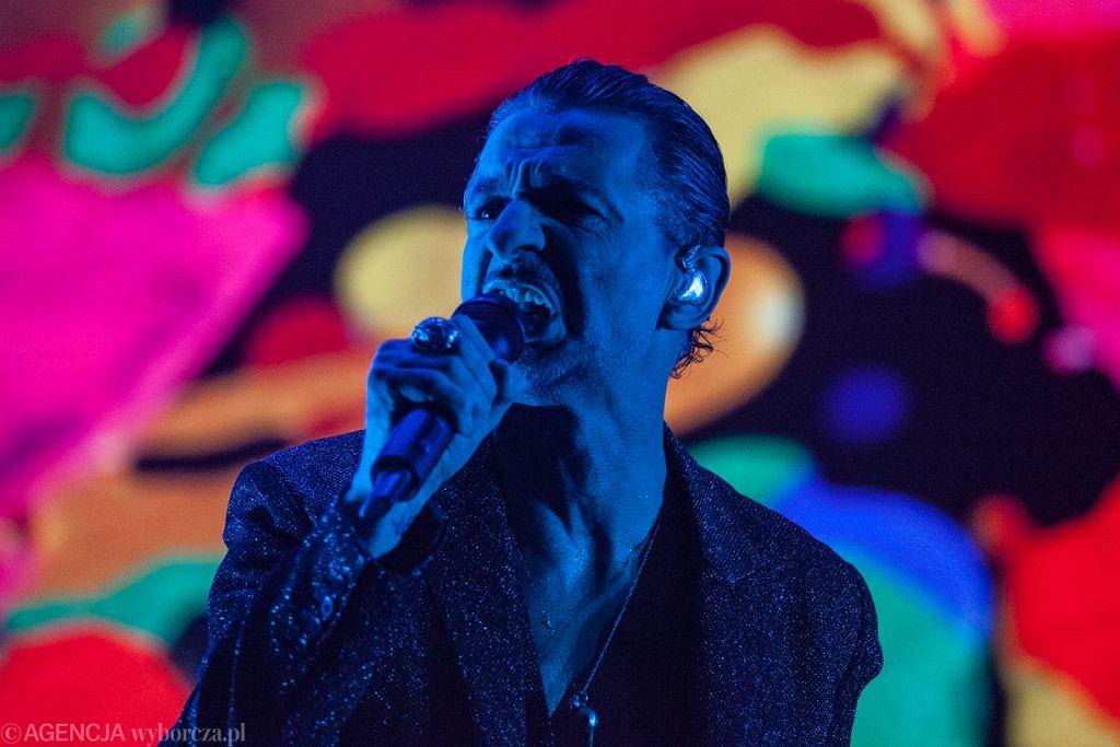 Koncert Depeche Mode na PGE Narodowym 2017 / Fot. Dawid Żuchowicz / Agencja Gazeta