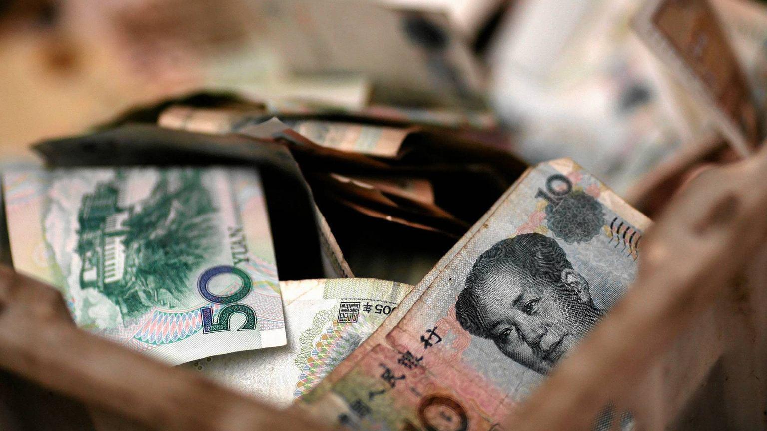 Chiny - jeden kraj, trzy waluty i 400 milionów klientów płacących telefonami - Globtrotuar