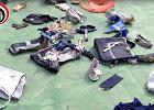 Ślady materiałów wybuchowych na ofiarach katastrofy samolotu EgyptAir