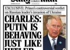 """""""Daily Mail"""": Ksi��� Karol por�wna� Putina do Hitlera. """"Stwierdzi�, �e niekt�re ich dzia�ania s� takie same"""""""