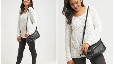 Ciepłe swetry dla noszących rozmiar 42+