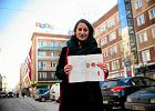 Szwajcarka bloguje o Warszawie i rysuje komiksy
