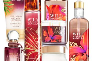 Bath&Body Works - Wild Madagascar Vanilla