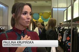 """Paulina Krupińska o tym, jak ubiera się na imprezy. """"Mojemu mężczyźnie podoba się, kiedy..."""""""