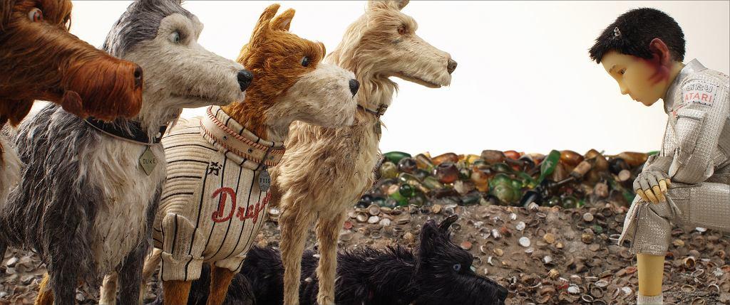 'Wyspa psów' Wesa Andersona  / Fot. materiały dystrybutora