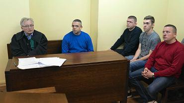 W środę przed sądem stanęło trzech kolegów Piotra K., którzy wraz z nim brali udział w lipcowym zdarzeniu
