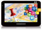 wakacje, nawigacja, GPS: nawigacja na wakacje, Modecom FreeWAY AX 5,5 cala. Mapa: brak, Android 2.2. Cena: 460 z�