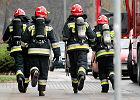 Polscy strażacy szkolą ukraińskich strażaków