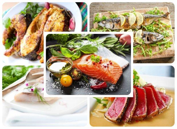 Ryby - nie tylko dla zdrowego serca